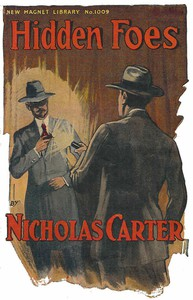 Cover of Hidden Foes; Or, A Fatal Miscalculation