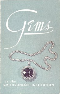 Cover of Gems in the Smithsonian Institution