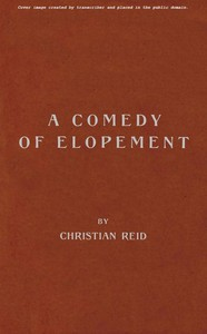Cover of A Comedy of Elopement