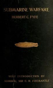 Cover of Submarine Warfare, Past, Present, and Future