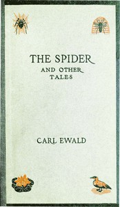 Cover of The Spider, and Other Tales