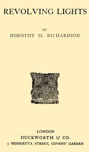 Cover of Revolving Lights: Pilgrimage, Volume 7