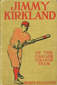 Cover of Jimmy Kirkland of the Cascade College Team