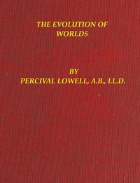 Cover of The Evolution of Worlds