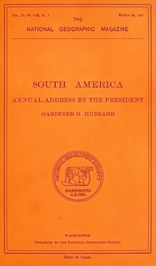 Cover of South America