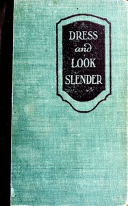 Cover of Dress and Look Slender