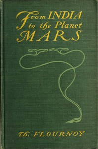 Cover of From India to the planet Mars: A study of a case of somnambulism with glossolalia
