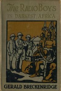 Cover of The Radio Boys in Darkest Africa