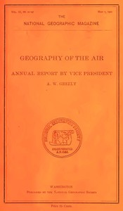 Cover of Geography of the Air