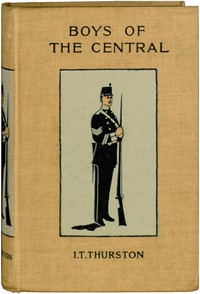 Cover of Boys of the Central: A High-School Story