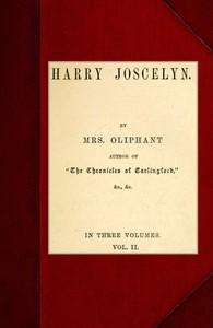 Harry Joscelyn; vol. 2 of 3