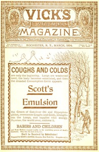Vick's Illustrated Monthly Magazine, Volume 17, No. 5, March, 1894