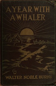 Cover of A Year with a Whaler