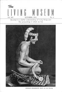 The Living Museum, Vol. XV No. 6, October 1953
