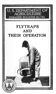 Flytraps and Their Operation [1930]