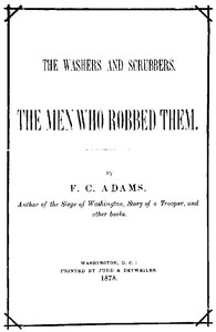 """Cover of """"White man bery unsartin"""": """"Nigger haint got no friends, no how""""; the blackest chapter in the history of the Republican Party; the men who robbed and combined to rob the freedmen of their hard earnings."""