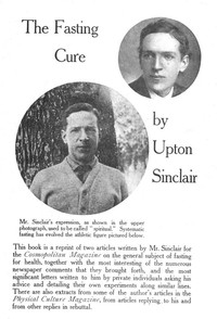 Cover of The Fasting Cure