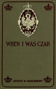 Cover of When I Was Czar