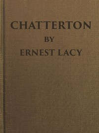Cover of Chatterton