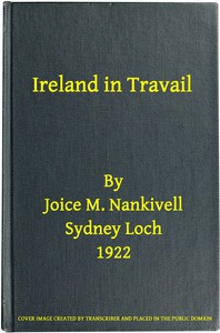 Cover of Ireland in Travail