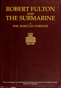 Cover of Robert Fulton and the Submarine