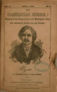 The Daguerreian Journal, Vol. II, No. 2, June 1, 1851