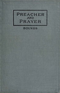 Cover of Preacher and Prayer