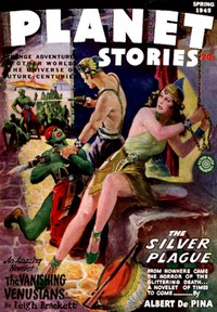 Cover of The Silver Plague