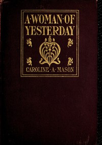A Woman of Yesterday
