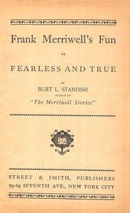 Frank Merriwell's Fun; Or, Fearless and True