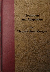 Cover of Evolution and Adaptation