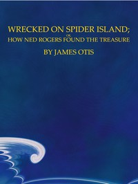 Cover of Wrecked on Spider Island; Or, How Ned Rogers Found the Treasure