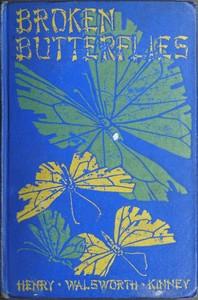 Cover of Broken Butterflies