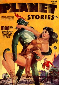 Cover of Venusian Invader