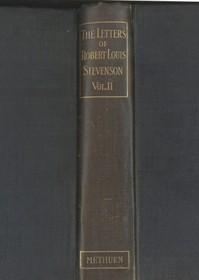 Cover of The Letters of Robert Louis Stevenson — Volume 2