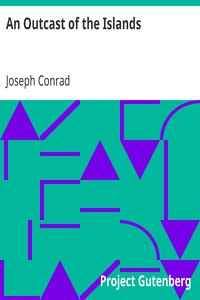 Cover of An Outcast of the Islands