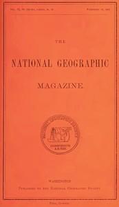 The National Geographic Magazine, Vol. III., PP. 205-261, I-XXXV, PL. 21, February 19, 1892