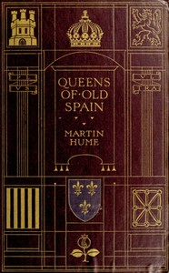 Cover of Queens of old Spain