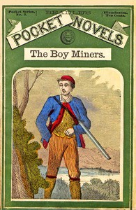 The Boy Miners; Or, The Enchanted Island, A Tale of the Yellowstone Country