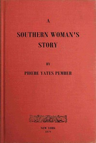 Cover of A Southern Woman's Story
