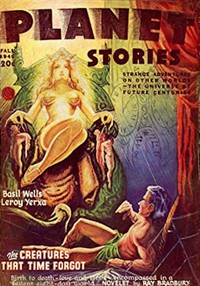 Cover of The Creatures That Time Forgot