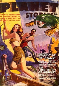 Cover of Red Witch of Mercury