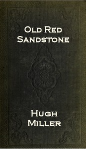 Cover of The Old Red Sandstone; or, New Walks in an Old Field