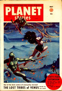 Cover of The Lost Tribes of Venus