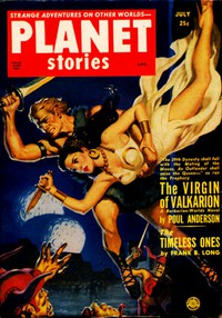 Cover of The Timeless Ones