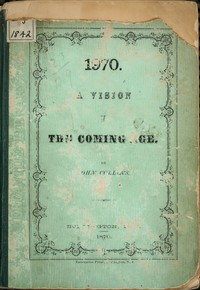 Cover of 1970: A Vision of the Coming Age