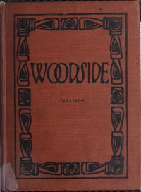 Woodside, the North End of Newark, N.J. Its History, Legends and Ghost Stories Gathered from the Records and the Older Inhabitants Now Living