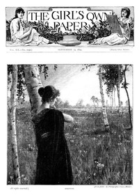 The Girl's Own Paper, Vol. XX, No. 1030, September 23, 1899