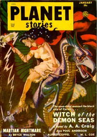 Cover of Witch of the Demon Seas