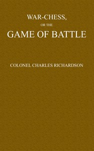 Cover of War-Chess, or the Game of Battle
